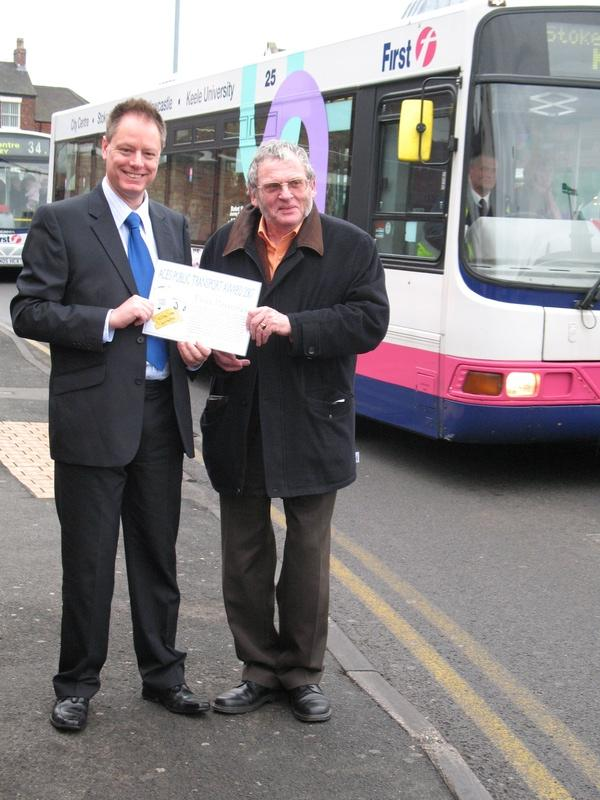 ACES Award for Service in Public Transport 2007