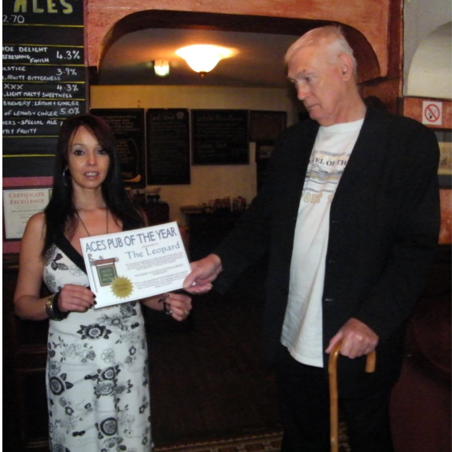 The Leopard - Best Pub - Bronze Award (Joint)